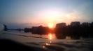 SUP Bij zonsondergang_1
