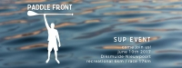 Paddle Front SUP Event