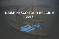 Naish NISCO Tour Belgium 2017