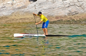 Stand Up Paddle Racing Tips
