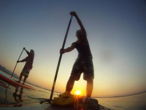 Lazy Sunday's:   Santa Manza Paddle Club - 2013