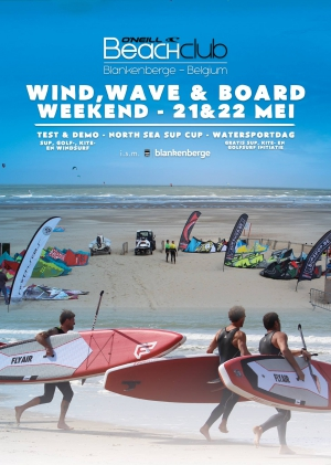 NORTH SEA SUP CUP GO 21 mei!