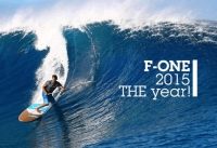 F-ONE 2015 SUP Collection is here