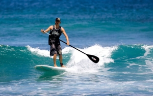 How to do 360's on a SUP