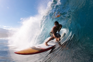 Patrice CHANZY In SUP Surf Evolution