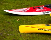 Stand up paddle board hull designs